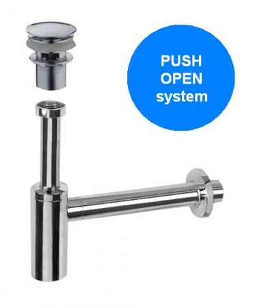 Geberit 151.034.21.1 + 652.114 Push-open system_1