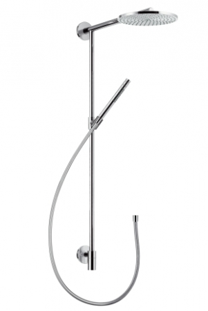 Hansgrohe 27166000 Raindance Connect 180 Showerpipe EcoSmart_1